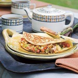 Cornbread Omelets recipe