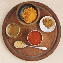 Moroccan Spice Rub recipe