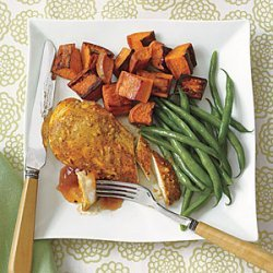 Curried Chicken Breasts recipe