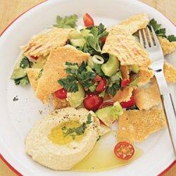 Lebanese Bread Salad recipe