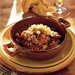 Chicken Cassoulet recipe
