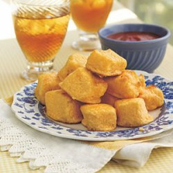Cheese Bread Bites recipe
