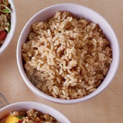 Sweet Tea Rice recipe