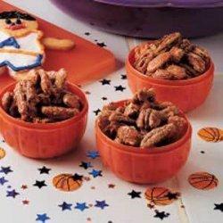 Sugar Crusted Nuts recipe