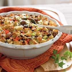 Sourdough Stuffing with Roasted Chestnuts recipe