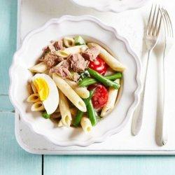 Niçoise Pasta Salad recipe