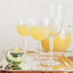 Pear Mimosas recipe