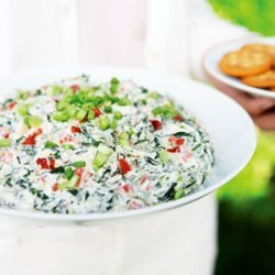 PHILADELPHIA Spinach Dip recipe