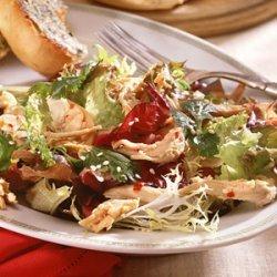 Roasted Chicken Salad recipe