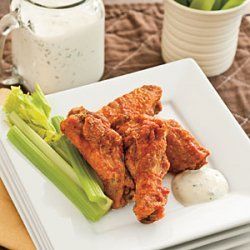 Angela's Spicy Buffalo Wings recipe