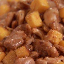 Honeyed Mangoes recipe