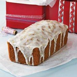 Lemon Verbena-Walnut Loaf Cake recipe