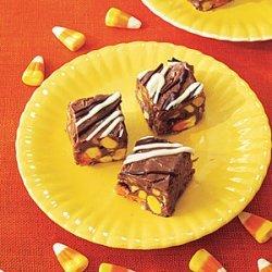 Candy Corn Fudge recipe