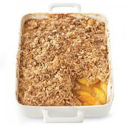 Stone Fruit Crumble recipe