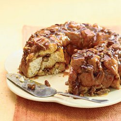 Caramel-Pecan Monkey Bread recipe