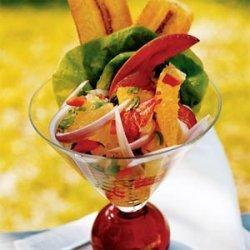 Lobster Martinis with Citrus Salsa recipe