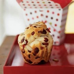 Mini Cranberry Panettones recipe