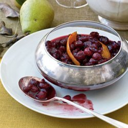 Spiced Cranberry Sauce recipe