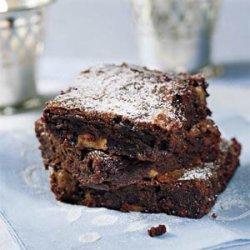 Chunky Chocolate Brownies recipe