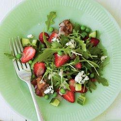 Spring Garden Strawberry Salad recipe