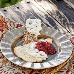 Goat Cheese Mousse recipe