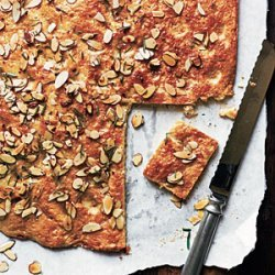 Honey-Almond Focaccia with Rosemary recipe