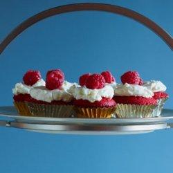 Red Velvet Cupcakes with Coconut recipe