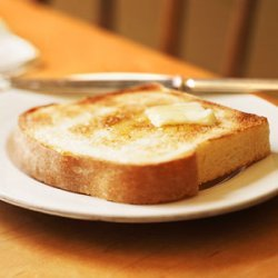 Homemade White Bread recipe