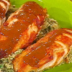 Chicken with Tarragon Cream Sauce recipe