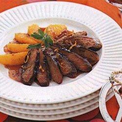 Duck a l'Orange recipe