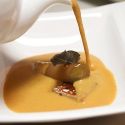 Curried Butternut Squash Bisque recipe