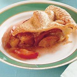 Spiced Plum Pie recipe