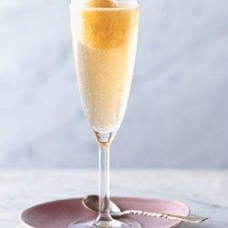 Peach and Prosecco Ice recipe