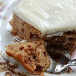 Easy Apple Spice Cake recipe