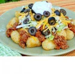 Tater Tot Tacos recipe