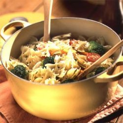 Garden Pasta Toss recipe