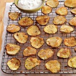 Fried Cucumbers recipe