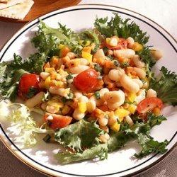 White Bean-Vegetable Salad recipe
