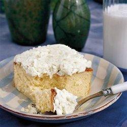 Coconut Sheet Cake recipe