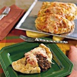 Calzones with Italian Tomato Sauce recipe