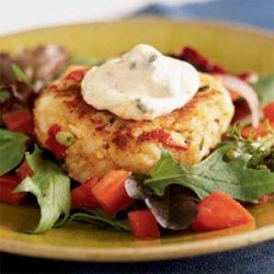 Crab Cakes with Remoulade recipe