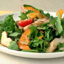Orange Chicken Salad with Feta recipe