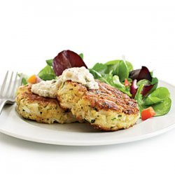 Crab Cakes with Spicy Remoulade recipe