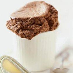 Dark Chocolate Souffle recipe