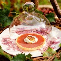 Muscadine Pudding Tarts recipe