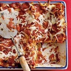 Baked Vegetable Lasagna recipe