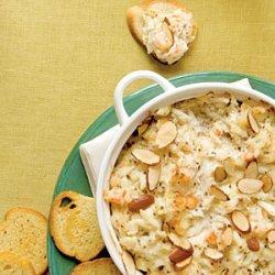 Hot Crab and Shrimp Dip recipe