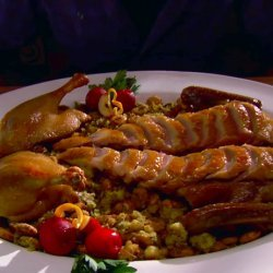 Roast Duckling With Apple Stuffing recipe