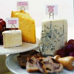 Cheese Platter recipe