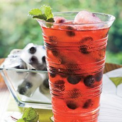 Berry Ice Cubes recipe